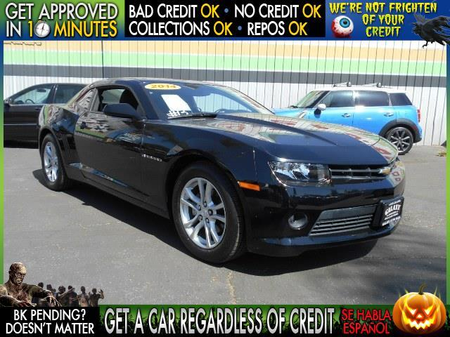 2014 CHEVROLET CAMARO LT 2DR COUPE W1LT black  welcome take a test drive or call us if you ha