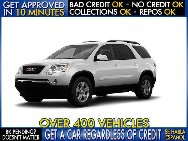 2008 GMC ACADIA SLE-1 4DR SUV silver  welcome take a test drive or call us if you have any que