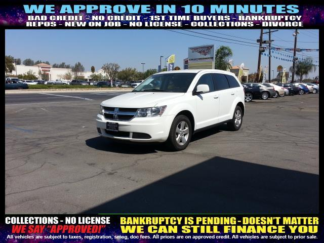 2009 DODGE JOURNEY SXT 4DR SUV white welcome take a test drive or call us if you have any quest