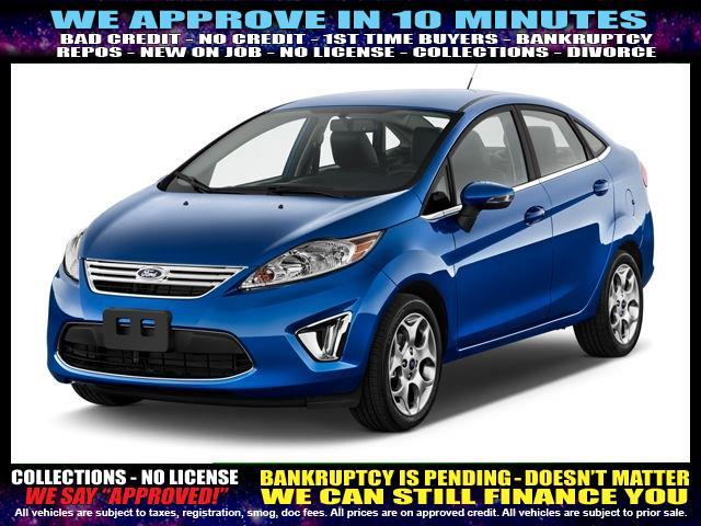 2011 FORD FIESTA SE 4DR SEDAN blue welcome take a test drive or call us if you have any quest