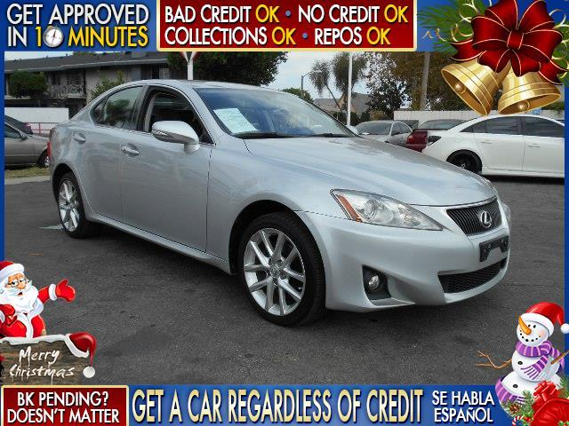 2011 LEXUS IS 250 BASE AWD 4DR SEDAN silver  welcome take a test drive or call us if you have