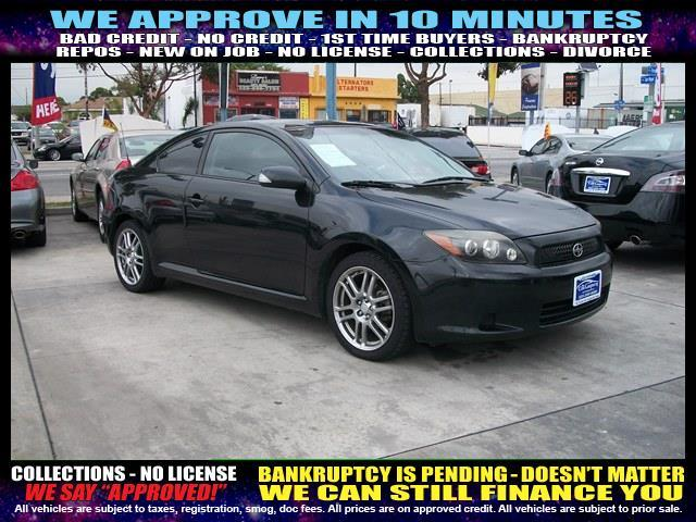 2008 SCION TC black  welcome take a test drive or call us if you have any questions you wont