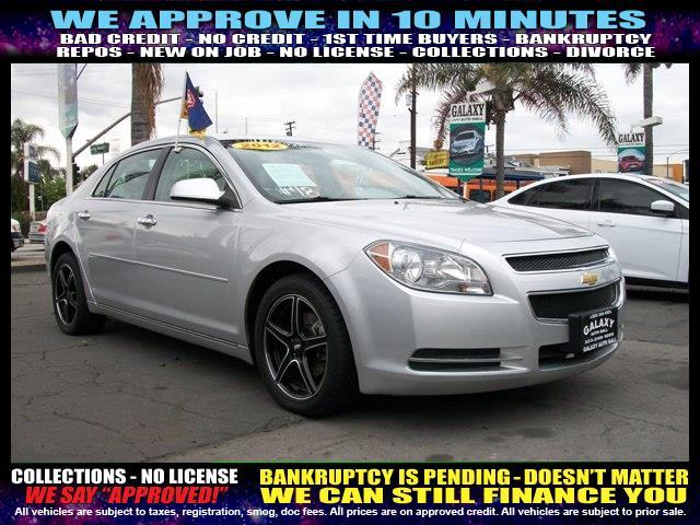 2012 CHEVROLET MALIBU LT 4DR SEDAN W2LT silver welcome take a test drive or call us if you h