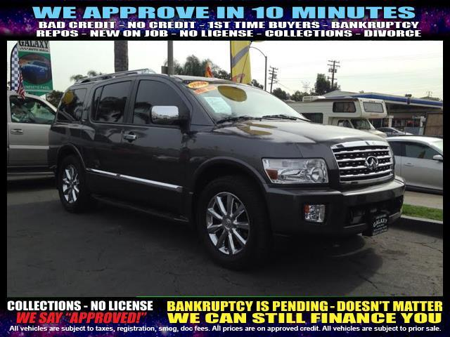 2008 INFINITI QX56 unspecified welcome take a test drive or call us if you have any questions