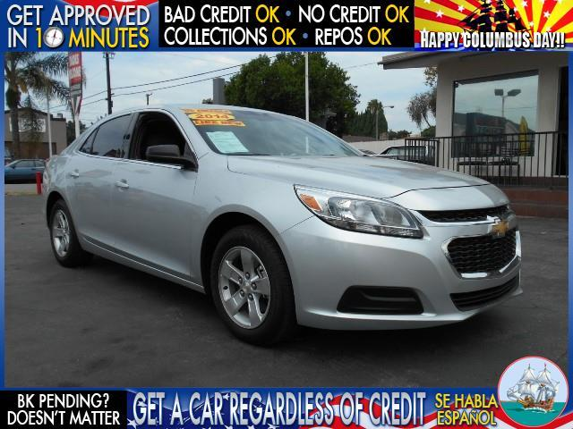 2014 CHEVROLET MALIBU LS 4DR SEDAN silver  welcome take a test drive or call us if you have an