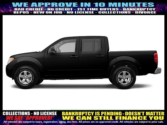 2012 NISSAN FRONTIER black welcome take a test drive or call us if you have any questions y