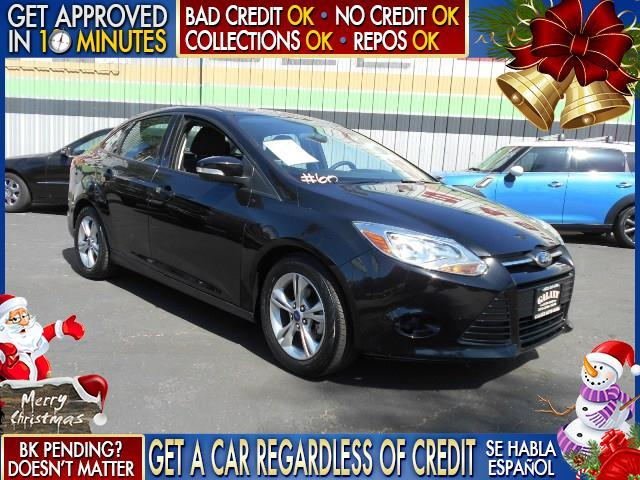 2014 FORD FOCUS SE 4DR SEDAN black  welcome take a test drive or call us if you have any quest