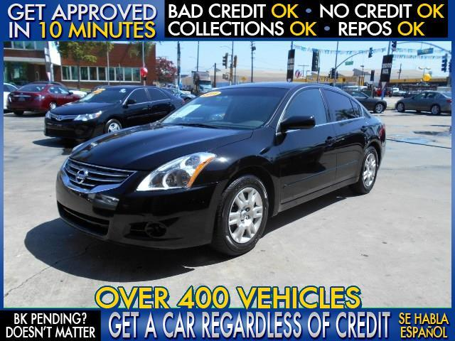2011 NISSAN ALTIMA 25 4DR SEDAN black  welcome take a test drive or call us if you have any q