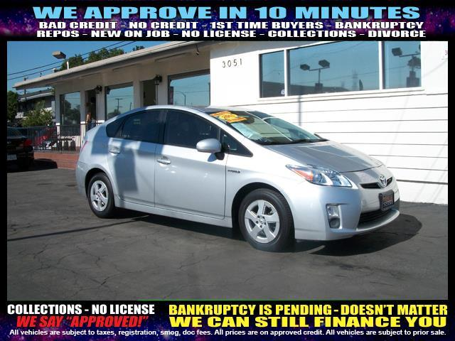 2011 TOYOTA PRIUS silver  welcome take a test drive or call us if you have any questions you
