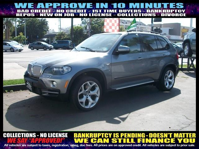 2007 BMW X5 48I AWD 4DR SUV silver  welcome take a test drive or call us if you have any quest