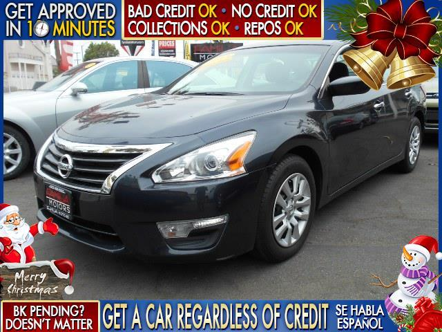 2013 NISSAN ALTIMA 25 4DR SEDAN black  welcome take a test drive or call us if you have any q