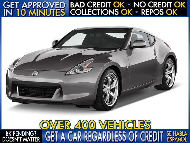 2010 NISSAN 370Z black  welcome take a test drive or call us if you have any questions you w