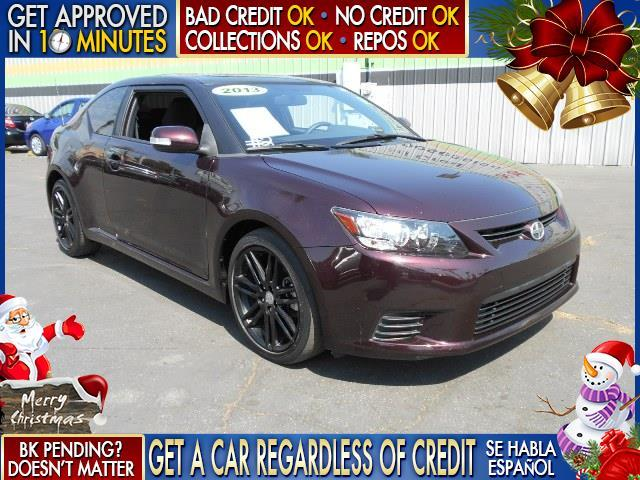 2013 SCION TC burgandy  welcome take a test drive or call us if you have any questions you w