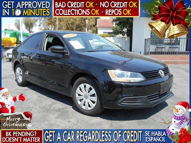 2014 VOLKSWAGEN JETTA S 4DR SEDAN 6A black  welcome take a test drive or call us if you have a