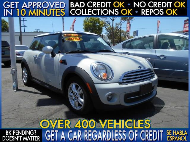 2012 MINI COOPER HARDTOP BASE 2DR HATCHBACK white  welcome take a test drive or call us if you