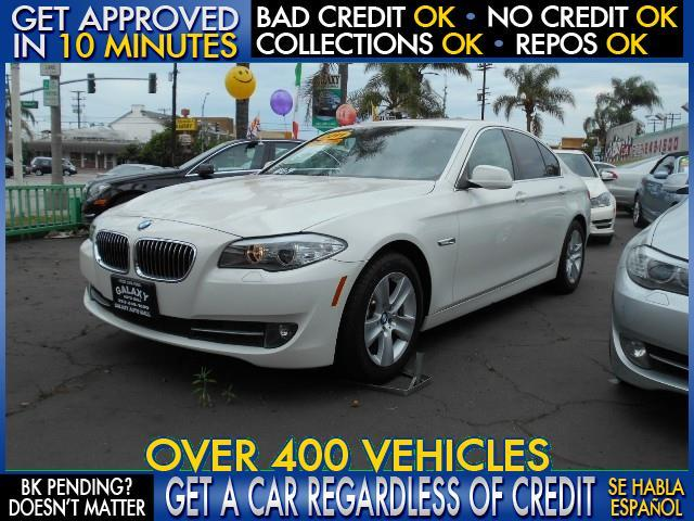 2011 BMW 5 SERIES 528I 4DR SEDAN white  welcome take a test drive or call us if you have any q