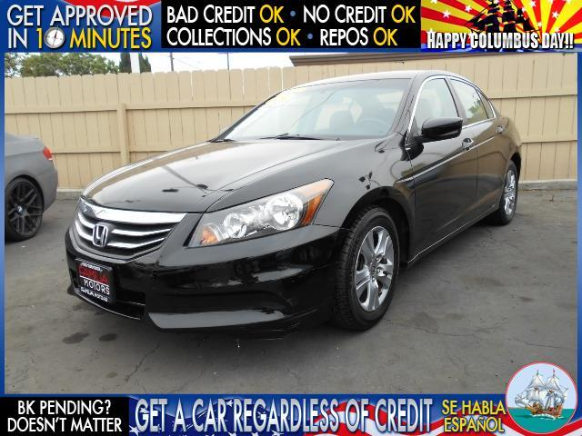 2012 HONDA ACCORD SE 4DR SEDAN black  welcome take a test drive or call us if you have any que