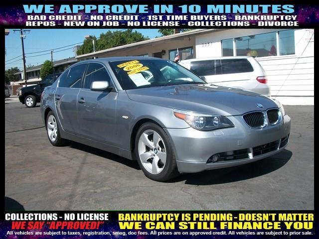 2006 BMW 5 SERIES 525I 4DR SEDAN grey  welcome take a test drive or call us if you have any qu
