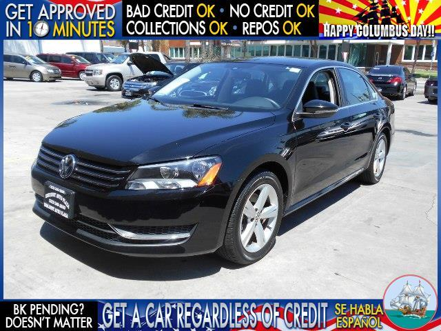 2012 VOLKSWAGEN PASSAT SE black  welcome take a test drive or call us if you have any question
