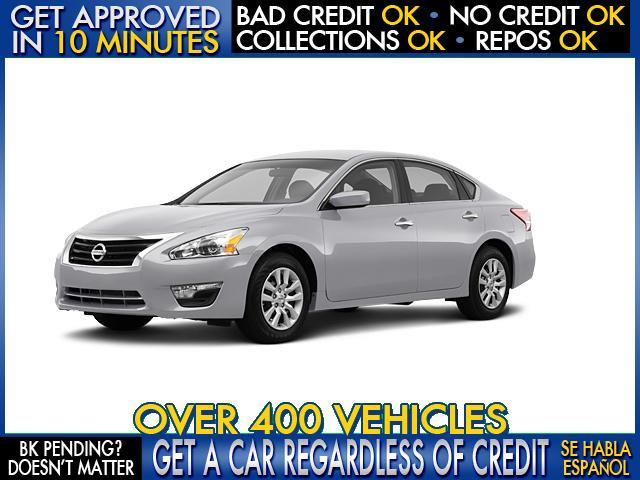 2013 NISSAN ALTIMA 25 4DR SEDAN silver  welcome take a test drive or call us if you have any