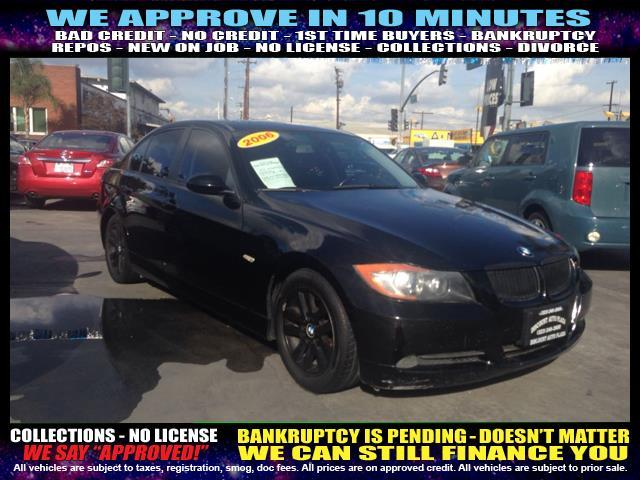 2006 BMW 3 SERIES 325I SEDAN LUXURY black welcome take a test drive or call us if you have any