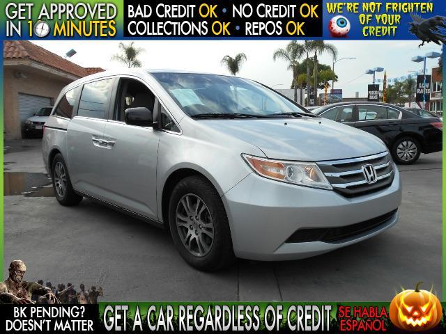2011 HONDA ODYSSEY EX 4DR MINI VAN silver  welcome take a test drive or call us if you have an