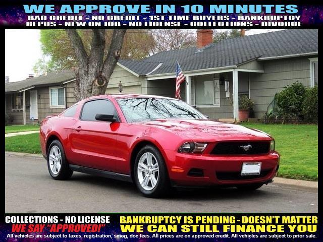 2010 FORD MUSTANG red welcome take a test drive or call us if you have any questions you wo