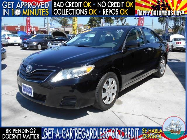 2011 TOYOTA CAMRY LE 4DR SEDAN 6A black  welcome take a test drive or call us if you have any