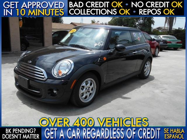 2012 MINI COOPER HARDTOP BASE 2DR HATCHBACK black  welcome take a test drive or call us if you
