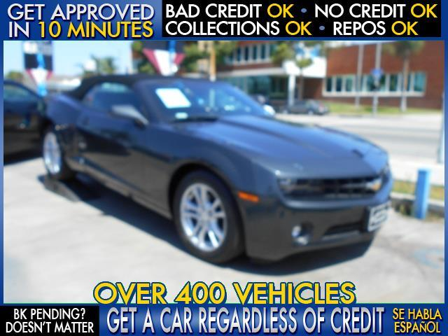 2013 CHEVROLET CAMARO LT 2DR CONVERTIBLE W1LT silver  welcome take a test drive or call us if