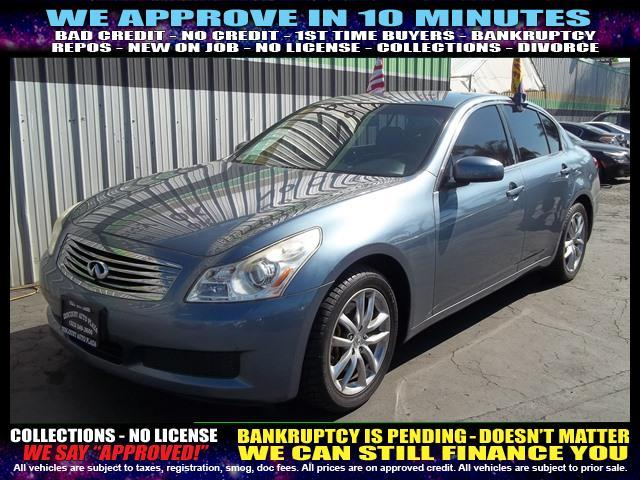 2008 INFINITI G35 blue welcome take a test drive or call us if you have any questions you won