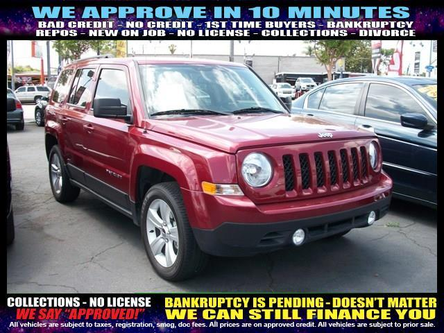 2014 JEEP PATRIOT LATITUDE 4DR SUV red welcome take a test drive or call us if you have any q
