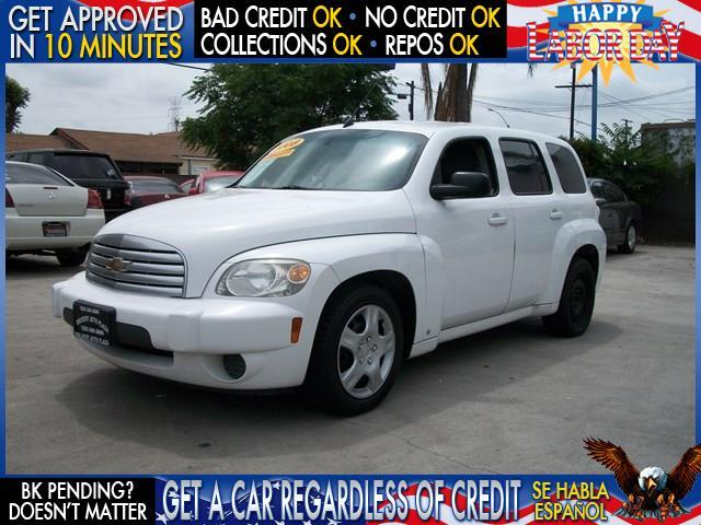 2008 CHEVROLET HHR LS 4DR WAGON white  welcome take a test drive or call us if you have any qu