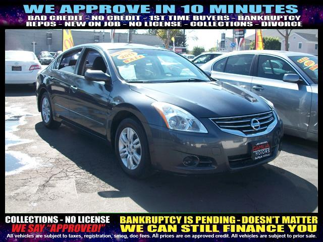 2011 NISSAN ALTIMA charcoal  welcome take a test drive or call us if you have any questions