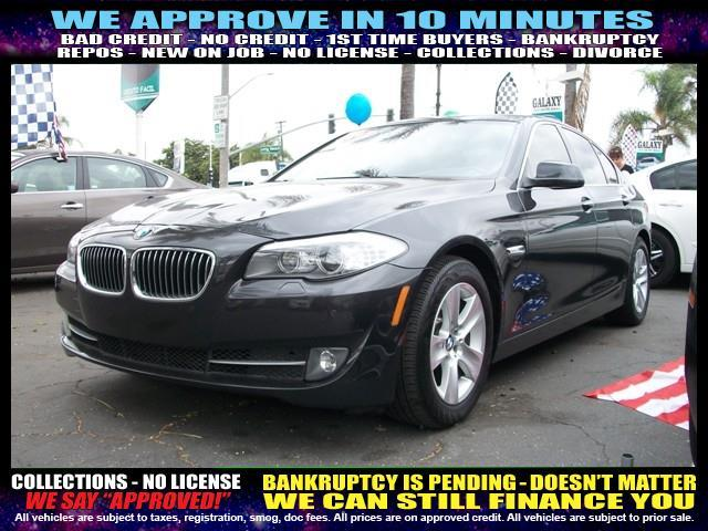 2012 BMW 5 SERIES 528I 4DR SEDAN gray welcome take a test drive or call us if you have any qu