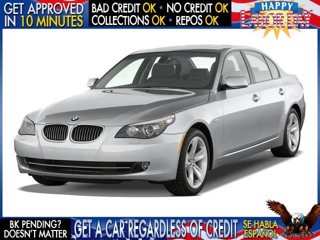 2010 BMW 5 SERIES 528I 4DR SEDAN black  welcome take a test drive or call us if you have any q