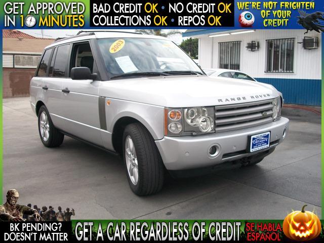 2003 LAND ROVER RANGE ROVER HSE AWD 4DR SUV silver  welcome take a test drive or call us if yo