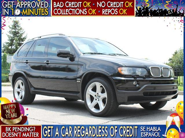 2003 BMW X5 44I AWD 4DR SUV black  welcome take a test drive or call us if you have any quest
