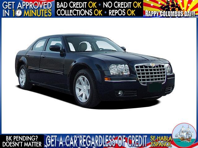 2005 CHRYSLER 300 C 4DR SEDAN black  welcome take a test drive or call us if you have any ques