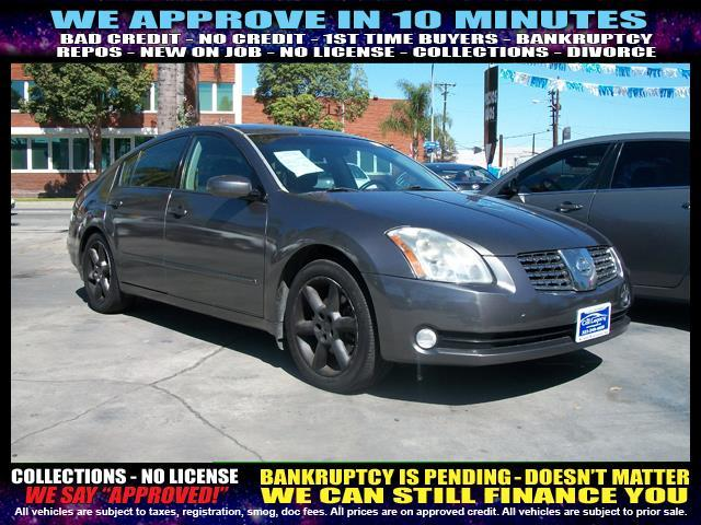 2005 NISSAN MAXIMA charcoal welcome take a test drive or call us if you have any questions yo