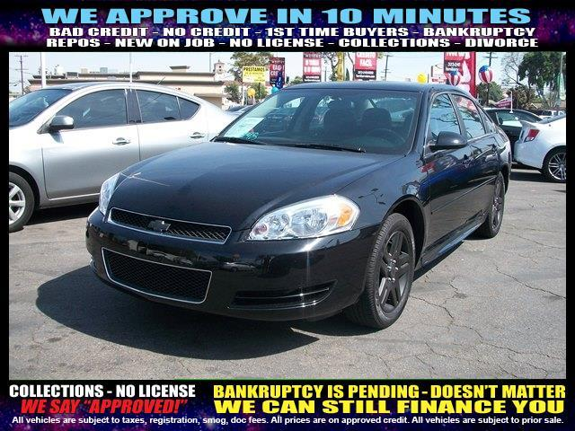 2014 CHEVROLET IMPALA LIMITED LT FLEET 4DR SEDAN black  welcome take a test drive or call us if