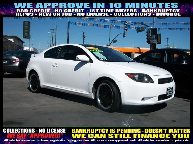 2008 SCION TC white  welcome take a test drive or call us if you have any questions you wont