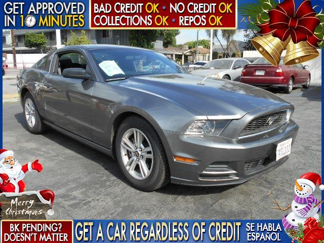 2014 FORD MUSTANG charcoal  welcome take a test drive or call us if you have any questions y