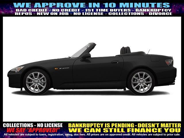 2007 HONDA S2000 BASE 2DR CONVERTIBLE black welcome take a test drive or call us if you have