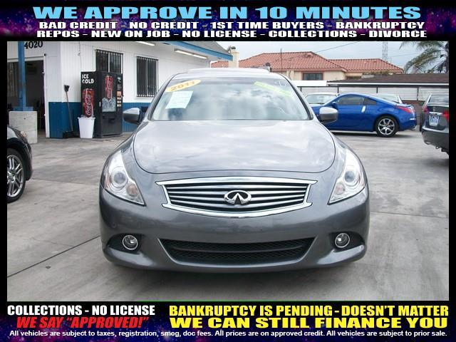 2011 INFINITI G25 SEDAN silver welcome take a test drive or call us if you have any questions