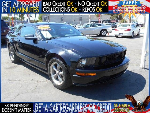 2006 FORD MUSTANG GT black  welcome take a test drive or call us if you have any questions y