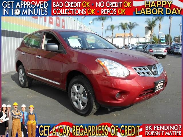 2013 NISSAN ROGUE red  welcome take a test drive or call us if you have any questions you wo