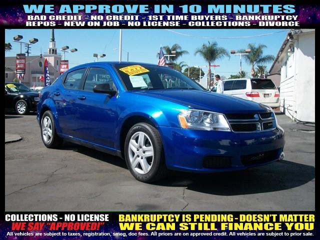 2014 DODGE AVENGER SE 4DR SEDAN blue q  welcome take a test drive or call us if you have any q