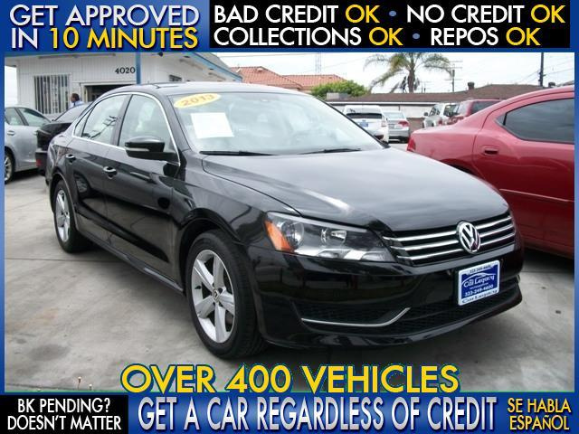 2013 VOLKSWAGEN PASSAT SE black  welcome take a test drive or call us if you have any question