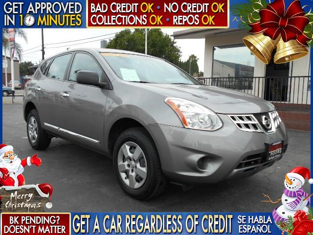 2013 NISSAN ROGUE S 4DR CROSSOVER charcoal  welcome take a test drive or call us if you have a